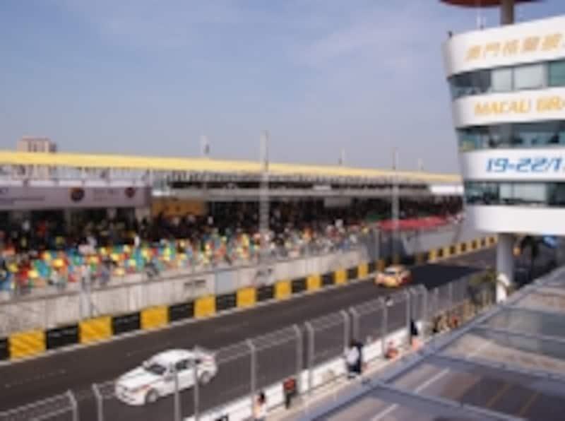 モータースポーツの祭典「マカオグランプリ」も毎年開催!
