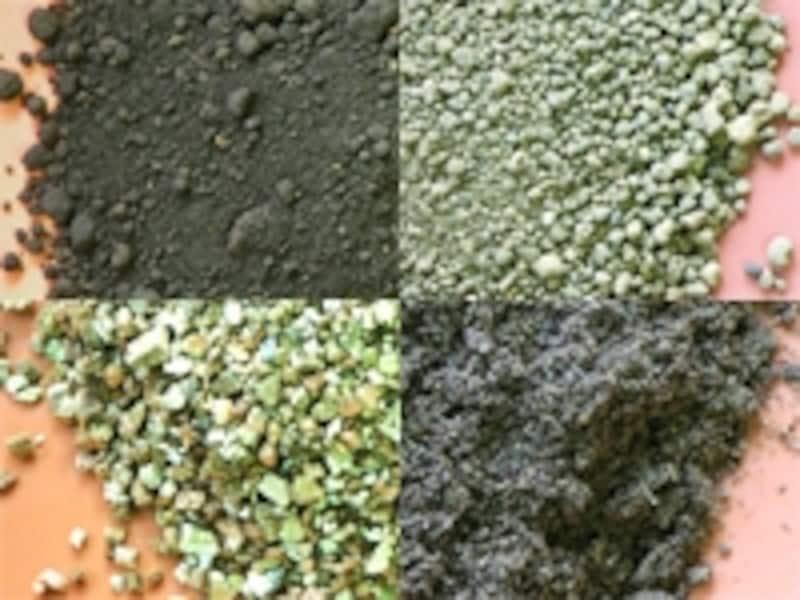 培養土の材料とは