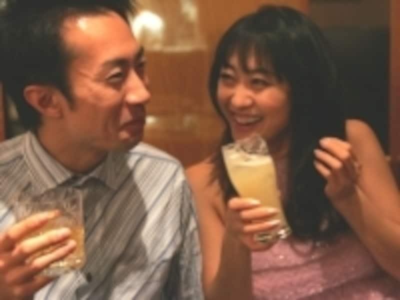 既婚者が、相手選びの良きアドバイスをくれるかも?