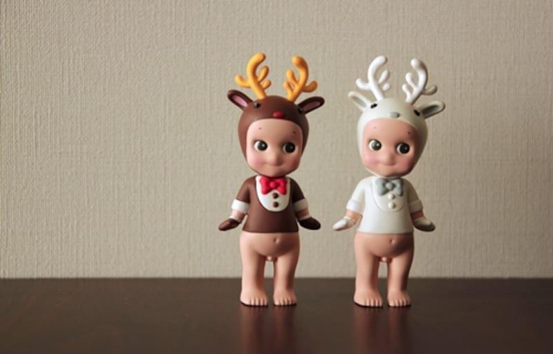 ソニーエンジェルミニフィギュアクリスマスシリーズ