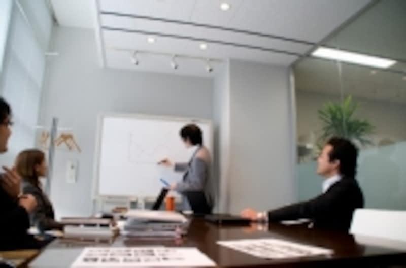 会議はロジカルシンキングを用いて効率的に行いたい
