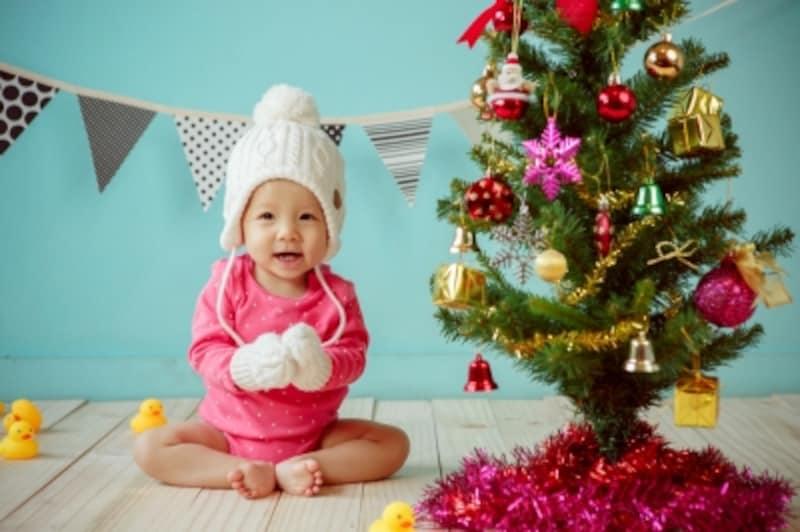 赤ちゃんのクリスマスプレゼント人気ランキング2017