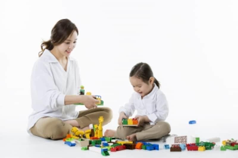 知育にもオススメなレゴブロック