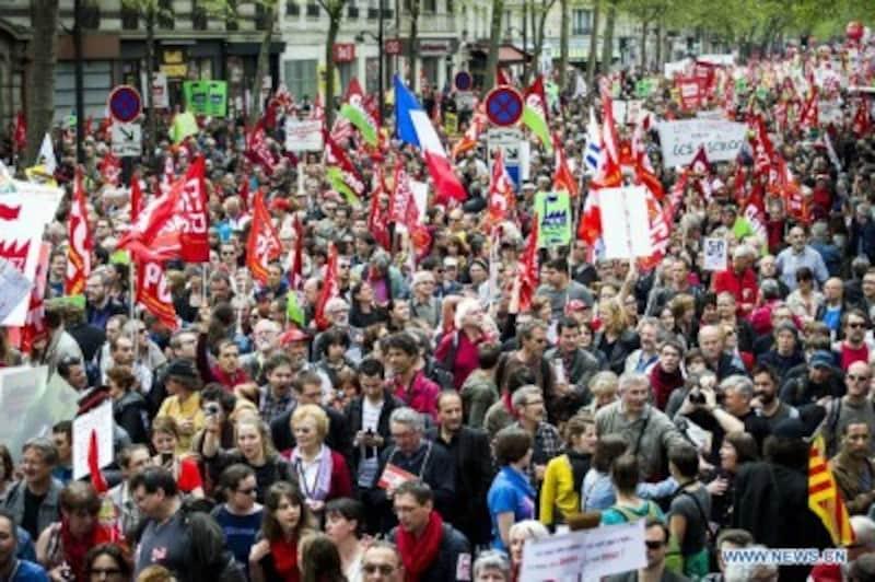 ストライキの権利の確立