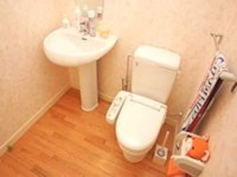 トイレ掃除はエコより衛生重視で