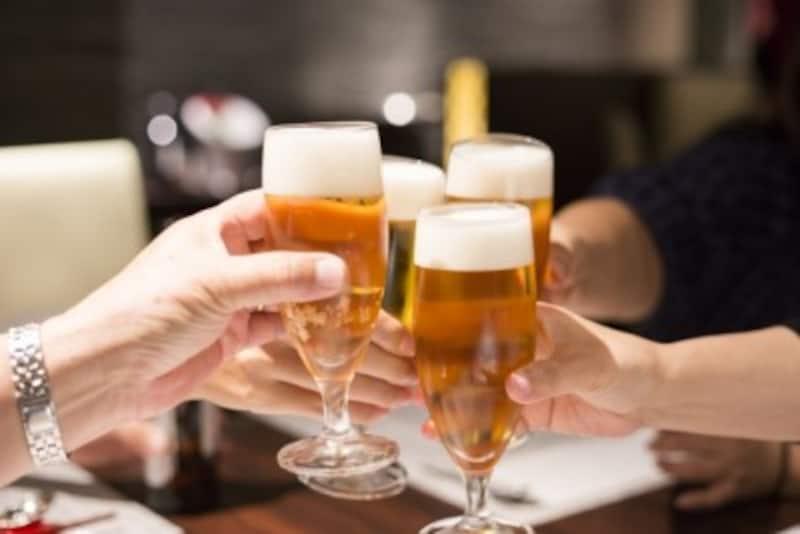 ビールの飲みすぎで夜中にトイレへ……。睡眠の質が悪くなってしまいます