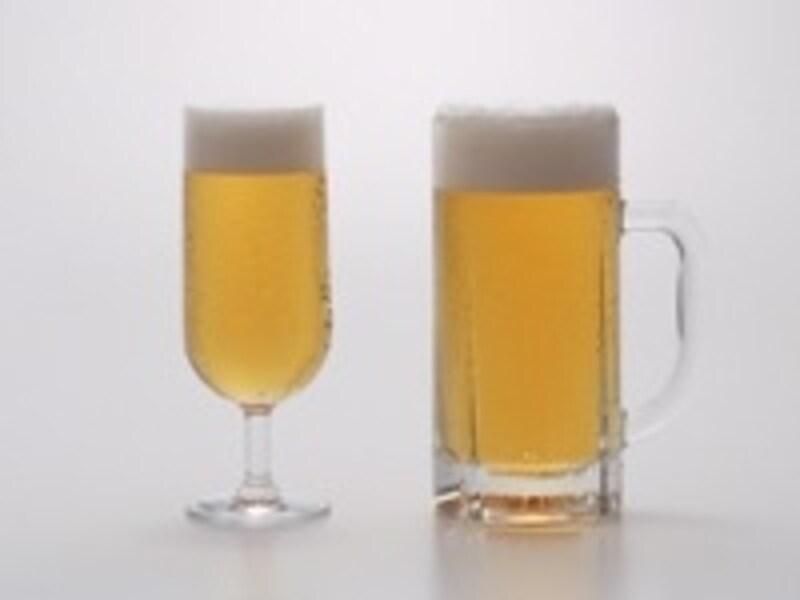 ビールの飲みすぎ