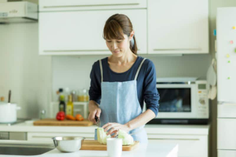 日本人は家事をやりすぎ?
