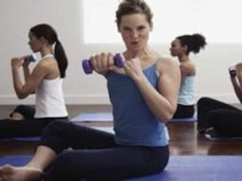 適度な運動は体温を上げ冷えを改善