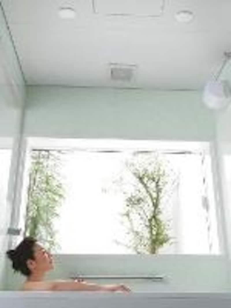 浴室オーディオシステム