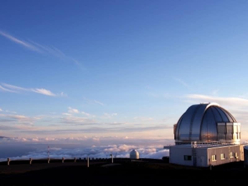 ハワイ最高峰、マウナケアの山頂