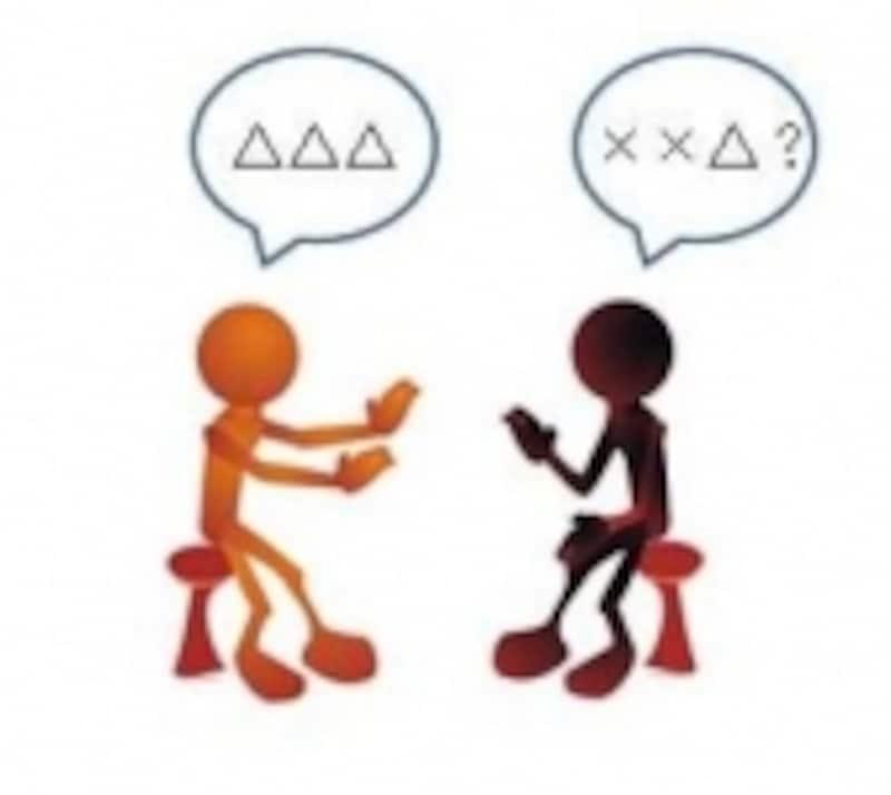 会話をすることで感じ方や理解の違いを知る