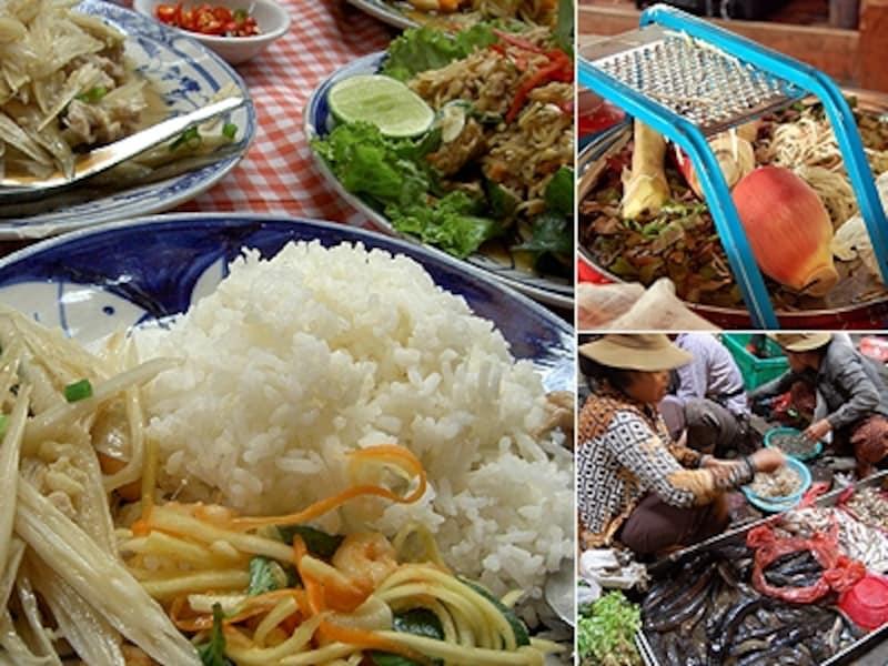 カンボジア食紀行
