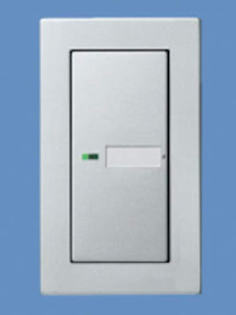 操作面が大きく使いやすい、すっきりとしたデザインのタイプ。[ラフィーネアシリーズ] パナソニックエコソリューションズ