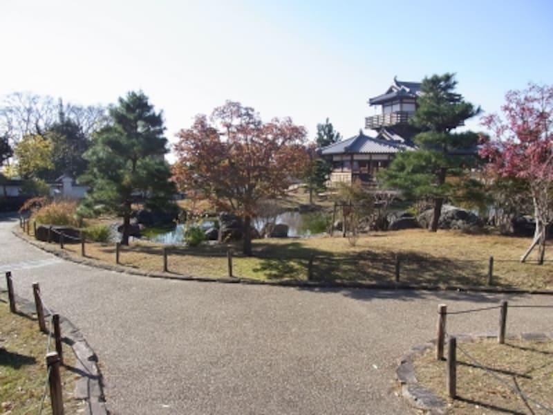 池田城址公園