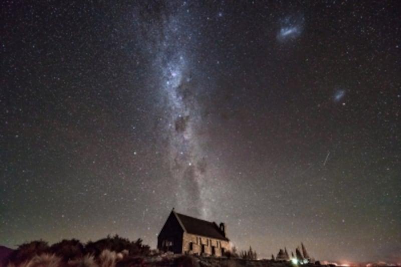 世界遺産にしたいほどきれいなテカポ湖の星空