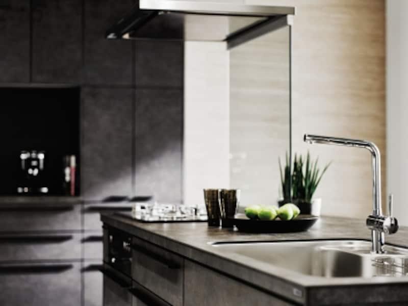 豪華なキッチン
