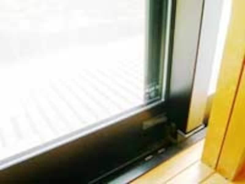 複層ガラスの窓