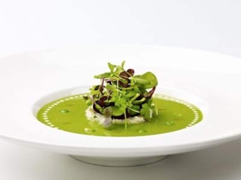 野菜の味を改めて実感できるのが、ベジタリアンフードundefinedphoto:RougeTomate