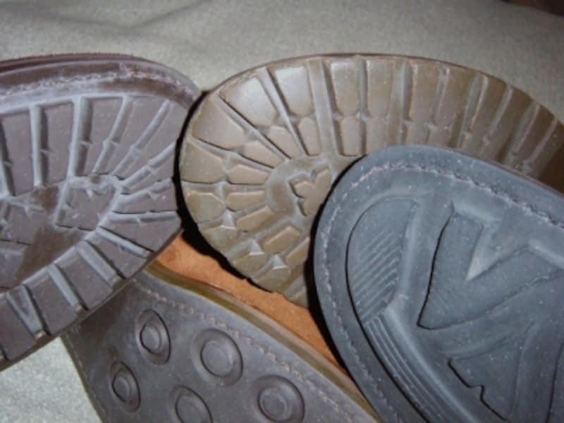 ダイナイトソールとは…靴底に特徴的な溝を持つ革靴・紳士靴