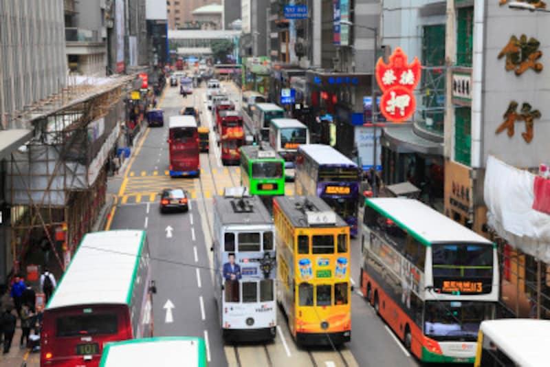 香港の交通費は安い?旅行に役立つ交通料金事情を紹介