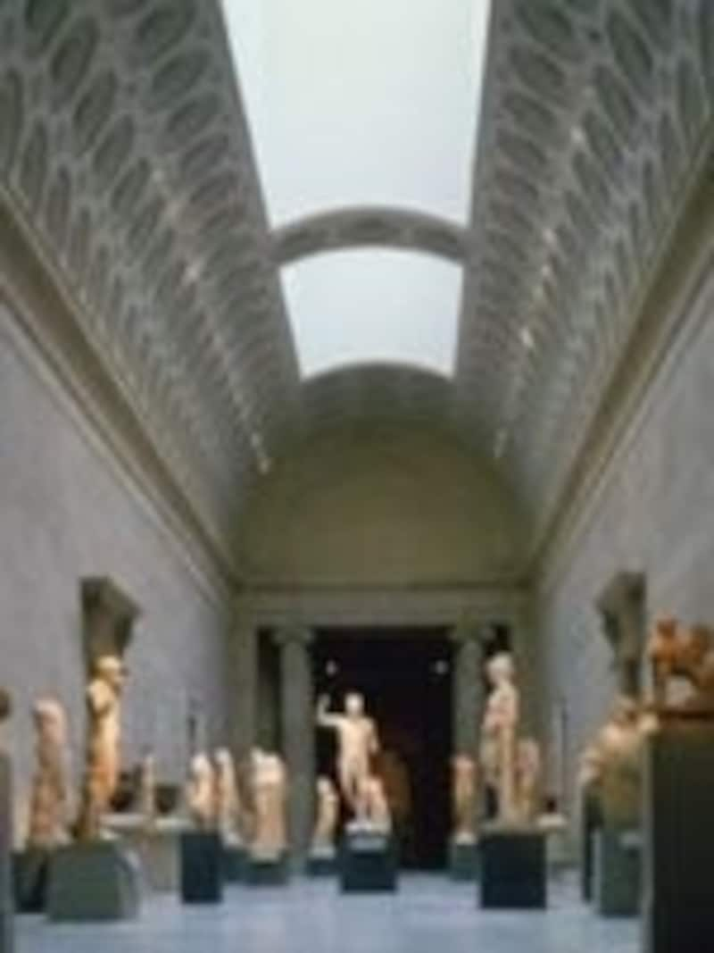美術館の建築美も堪能