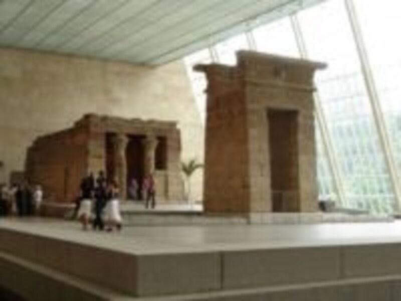 数々の映画にも登場した有名な神殿