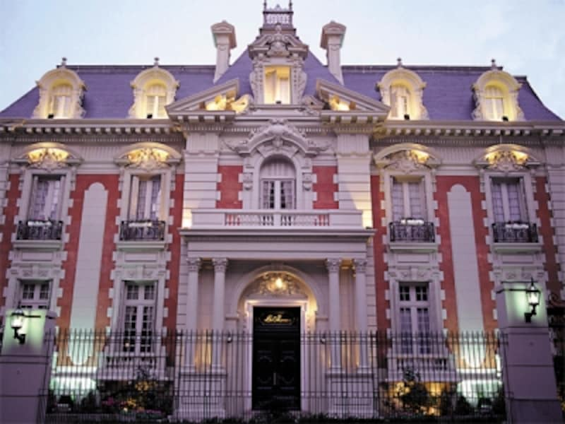 ブエノスアイレスにはありとあらゆるホテルが林立しているundefined写真提供:FourSeasons