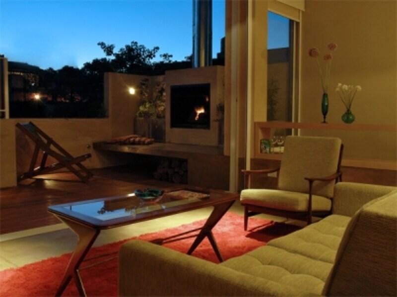 まるで隠れ家のようなプライベート空間が落ち着くundefined写真提供:HomeHotel