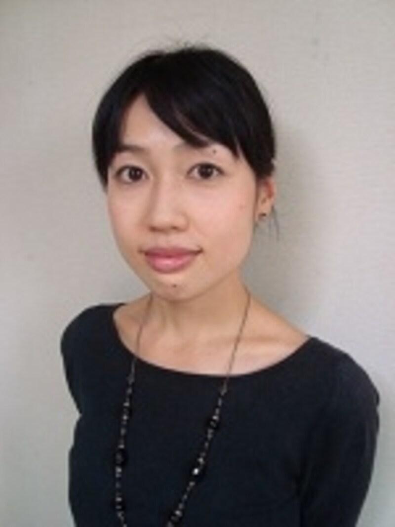 女性セドラー、川西亜希子さん。