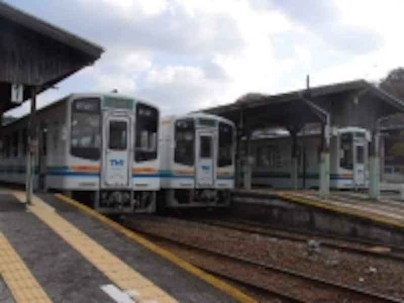 3本の列車