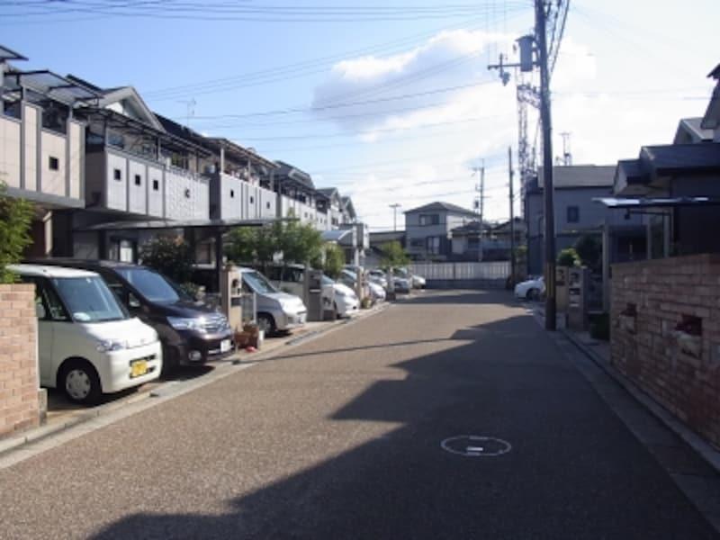 岸和田、新築戸建て