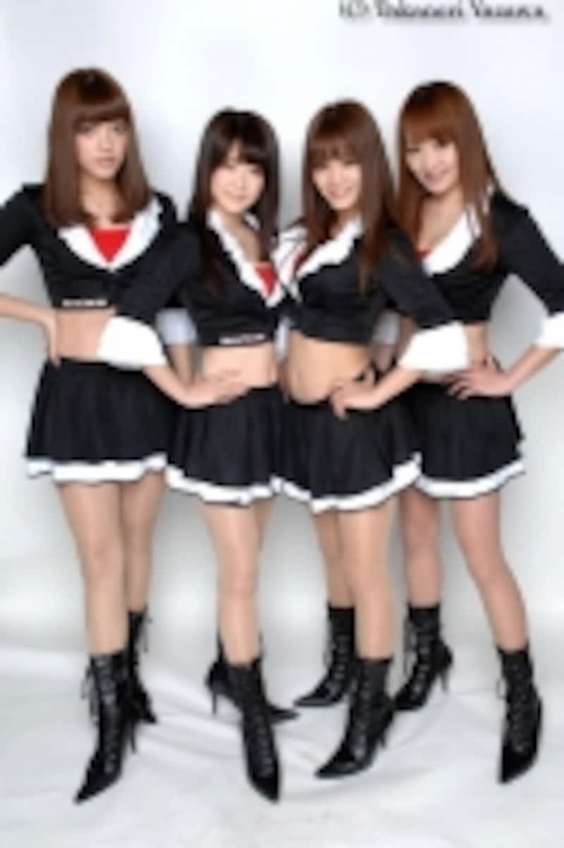 東京オートサロン2011イメージガールACALSS