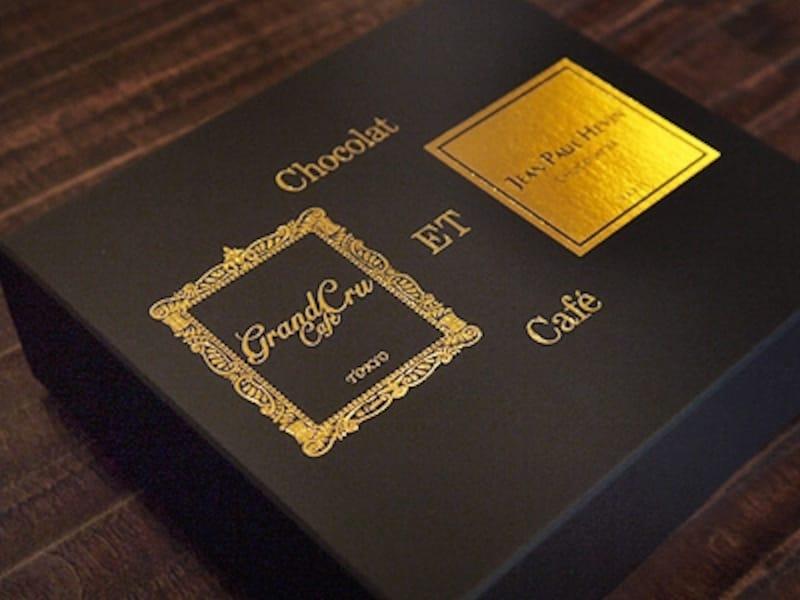 ChocolatetCafe.ジャン=ポール・エヴァンとのコラボレーション!