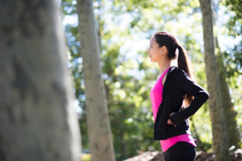 運動で太る原因の冷え対策!
