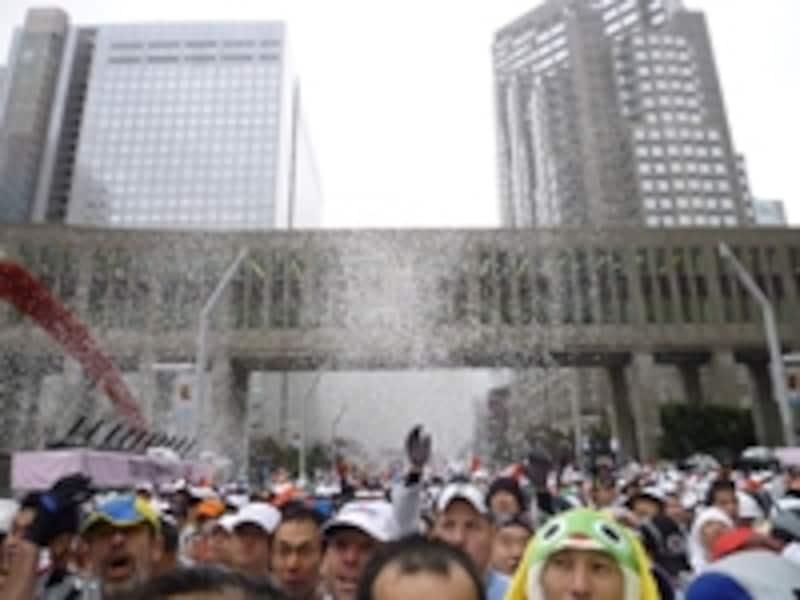 東京マラソンまであと6週間弱