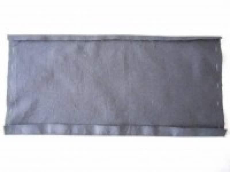 レッスンバッグ作り方・手作り|切り替え布を準備する