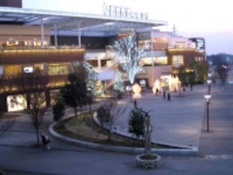 流山おおたかの森ショッピングセンター