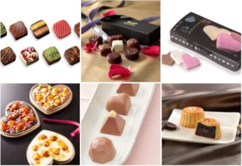 横浜のバレンタインおすすめチョコレート