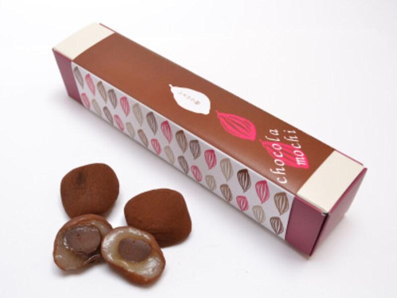 ショコラ餅(3個入540円、6個入1080円※いずれも税込)(画像提供:香炉庵)