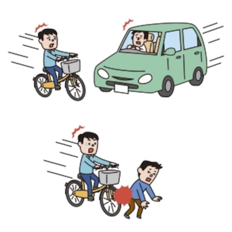 自転車の事故だからと賠償金をあなどらないで。