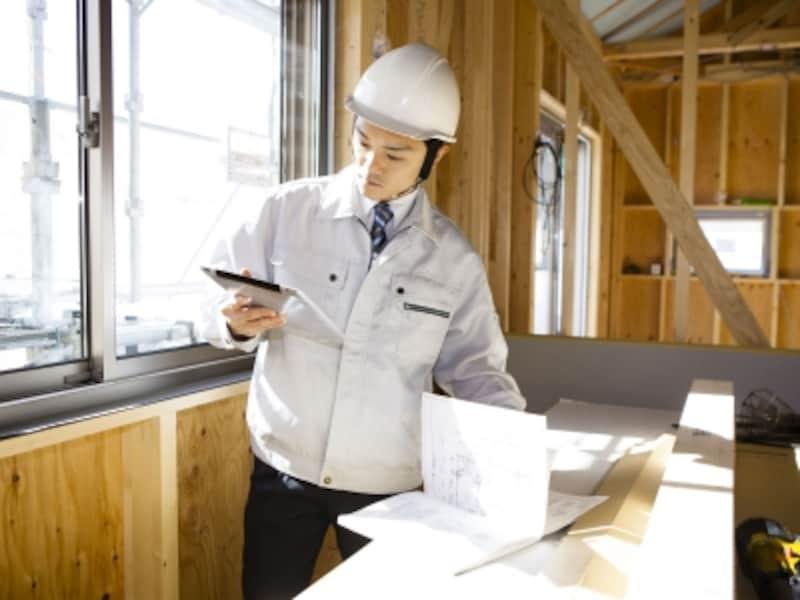 増改築工事は構造をチェック