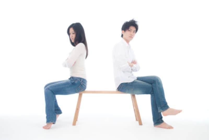 セックスレスで離婚率が上がる?
