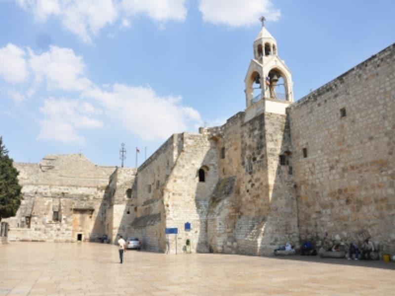 パレスチナの世界遺産「イエス生誕の地:ベツレヘムの聖誕教会」