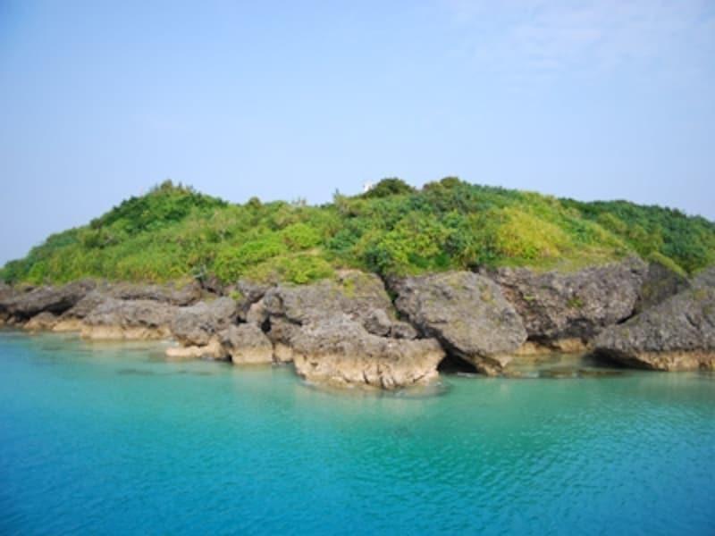 フェリー 久 高島