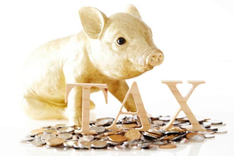 分離課税申告書の記載の流れ