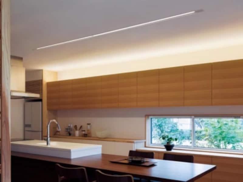 キッチンの照明