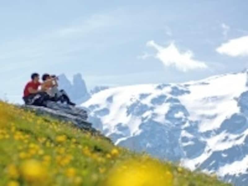 スイスの自由時間イメージ