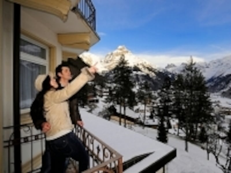 スイスのホテルイメージ