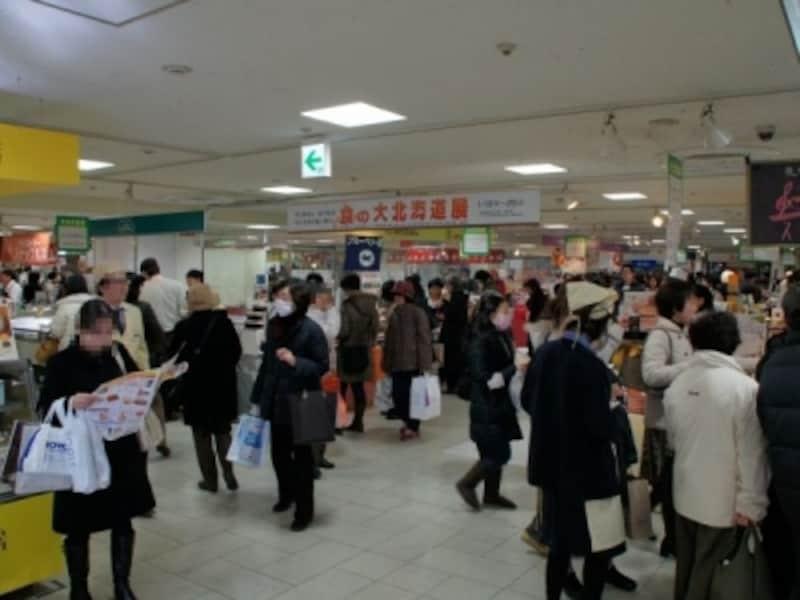 東武百貨店undefined北海道物産展